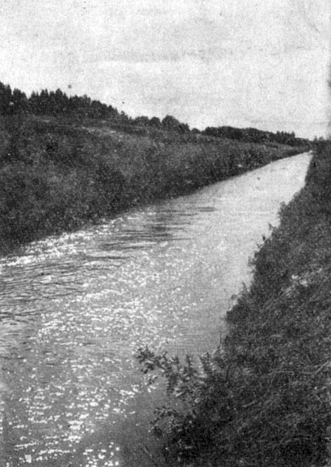Азовский оросительный канал