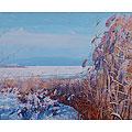Волгодонск. Зима на заливе