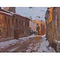 На ростовских изогнутых улицах