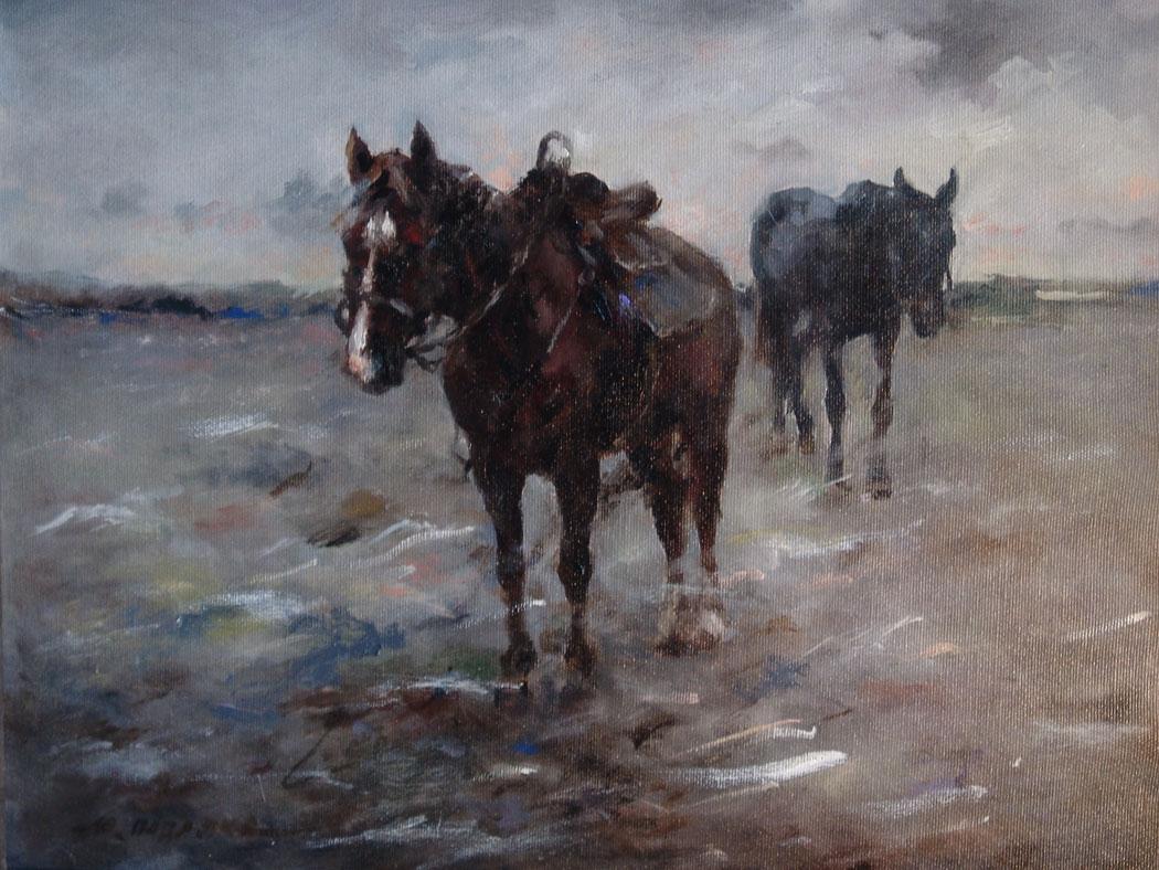 Падалка юрий кони в непогоду